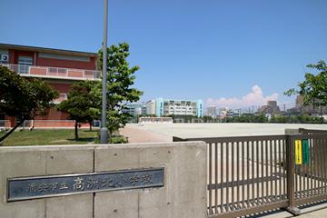 浦安市立 高洲北小学校の画像