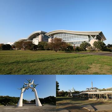 浦安市 運動公園・総合体育館の画像