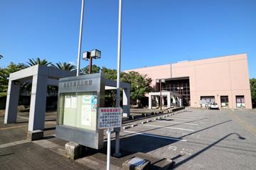 美浜公民館/浦安市立図書館美浜分館の画像