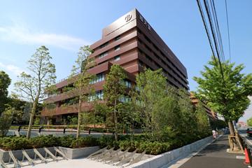 順天堂大学医学部付属浦安病院の画像