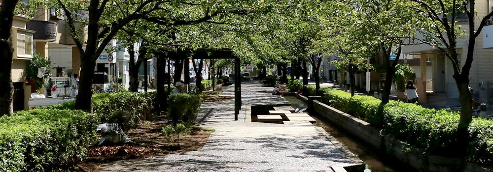 浦安エリア周辺の公園・憩いの場