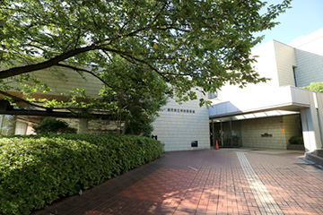 浦安市立 中央図書館<の画像