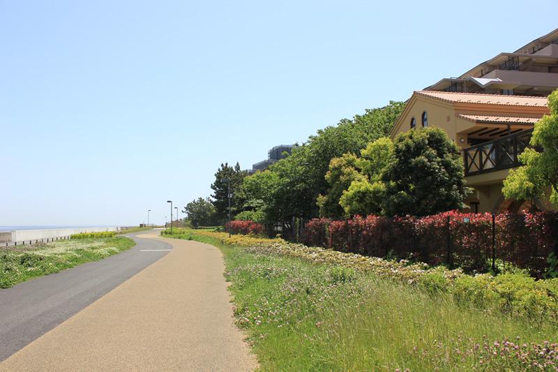 新浦安エリアの風景写真