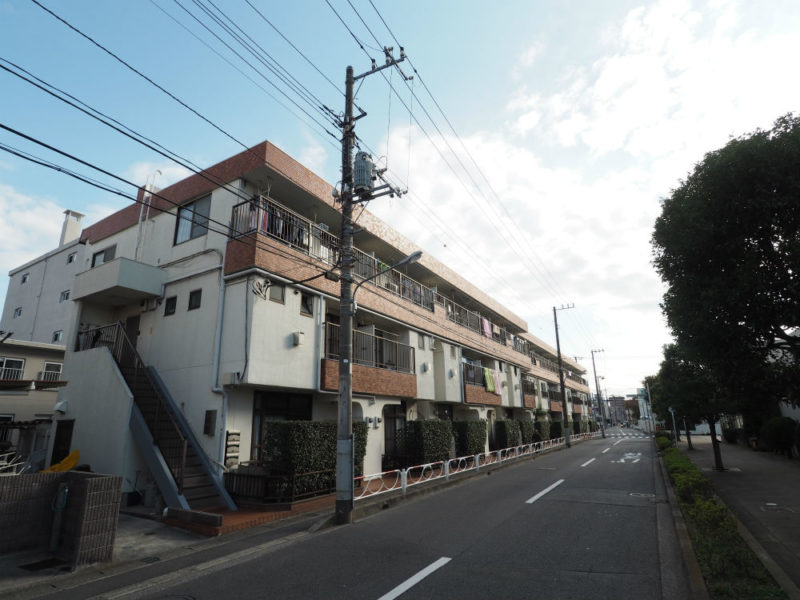 浦安昭和マンション物件の写真