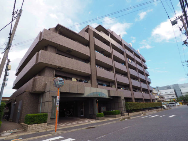 ローズガーデン新浦安参番館物件の写真
