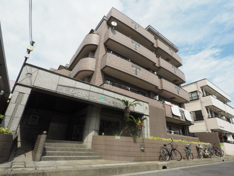 ローズガーデン舞浜弐番館物件の写真
