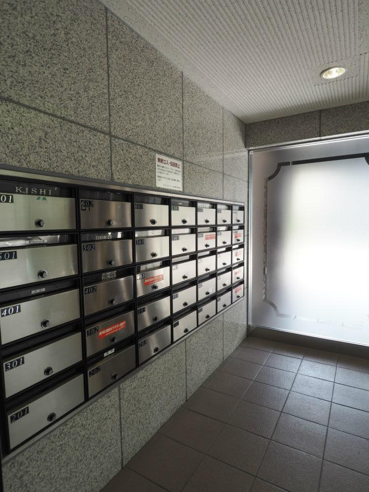 メールボックスの画像